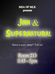 Jinn & Supernatural